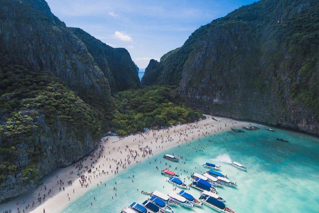 overtourism thailand